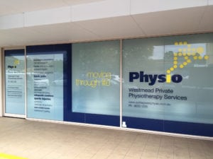 Westmead Private Physiotherapy Services – Outpatient