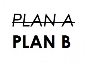 Plan A Plan B Image