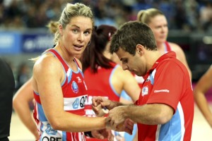 Round 13 ANZ Championships Melbourne Vixens vs NSW Swifts