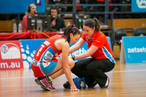 Round 12; NSW Swifts vs Mainland Tactix